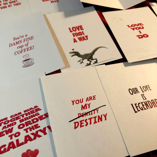 The ULTIMATE Valentine's Day 21 CARD COMBO!