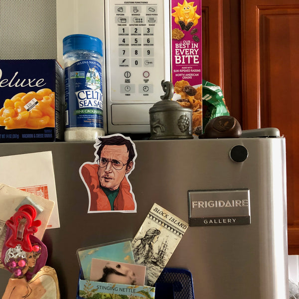 Chief Brody JAWS Fridge MAGNET!