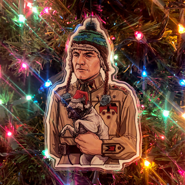 Gurney DUNE Christmas Ornament!