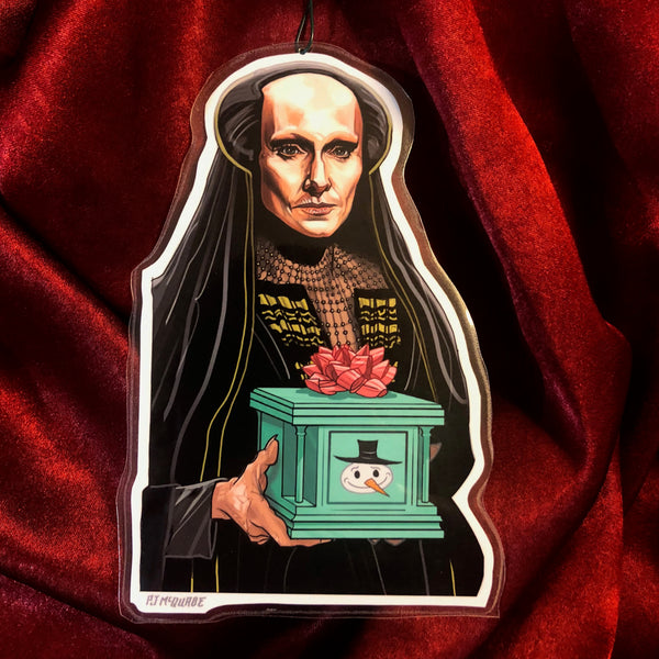The Reverend Mother Gaius Helen Mohiam DUNE Christmas Ornament!