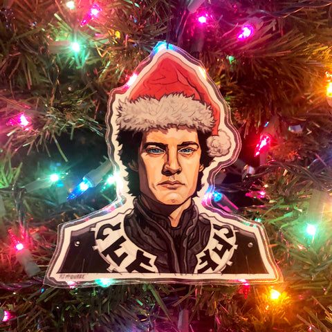 Paul Muad'Dib DUNE Christmas Ornament!