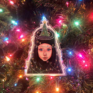 Alia Atredies DUNE Christmas Ornament!