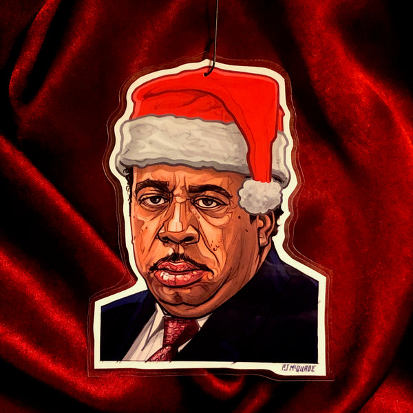 Stanley THE OFFICE Christmas Ornament!