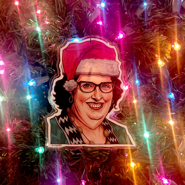 Phyllis THE OFFICE Christmas Ornament!