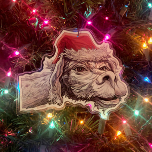 Falcor THE NEVERENDING STORY Christmas Ornament!