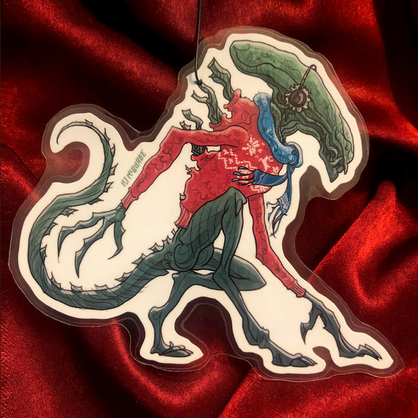 Xenomorph ALIEN CHRISTMAS ORNAMENT!