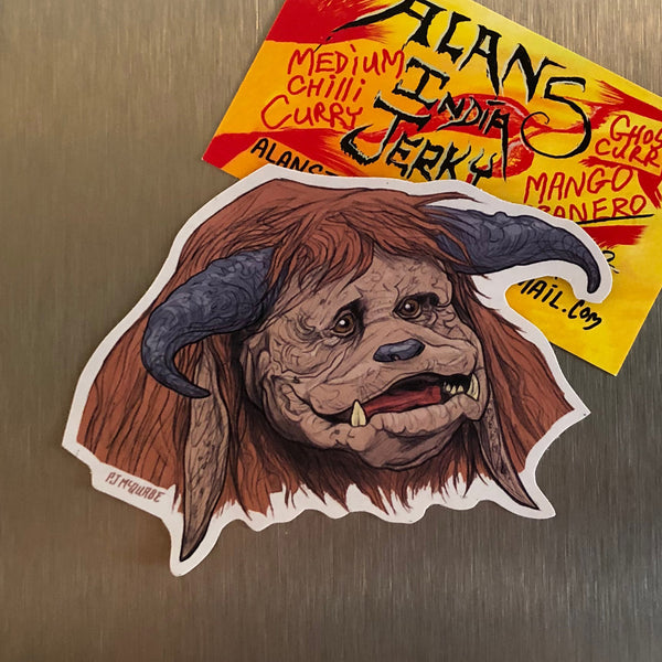 Ludo LABYRINTH FRIDGE MAGNET!