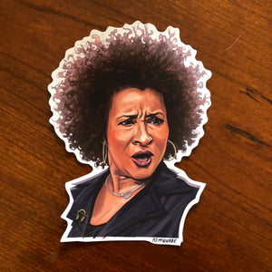WANDA Curb Your Enthusiasm Waterproof STICKER!