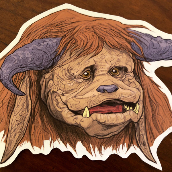 Ludo LABYRINTH Waterproof STICKER!