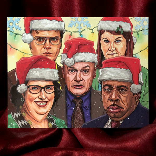 THE OFFICE Christmas Card!