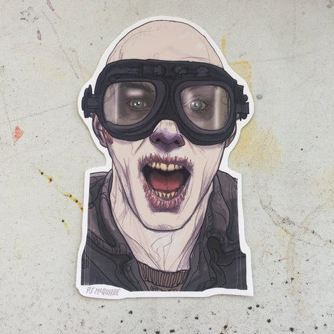 Nux MAD MAX: FURY ROAD Waterproof STICKER