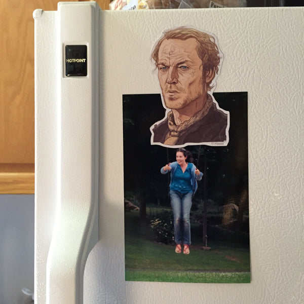Jorah Mormont GAME of THRONES Fridge MAGNET!