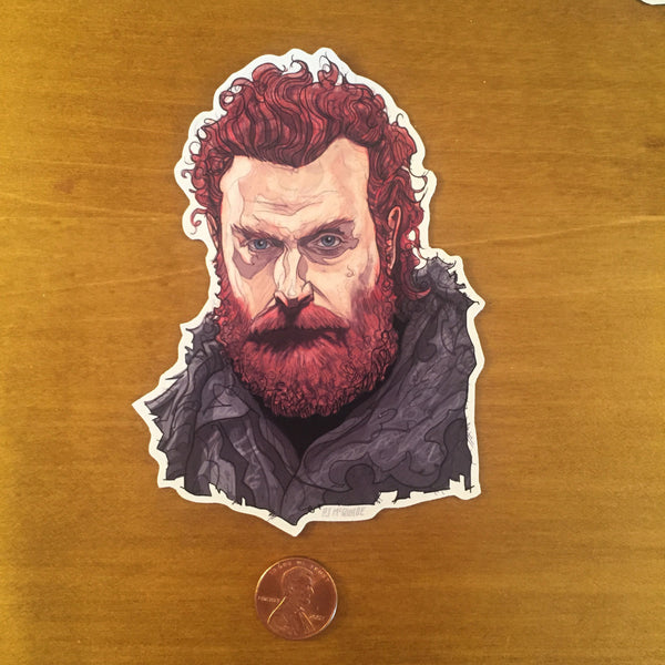 Tormund GAME of THRONES FRIDGE MAGNET!