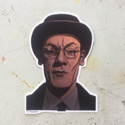 Wonka SLUGWORTH Sticker