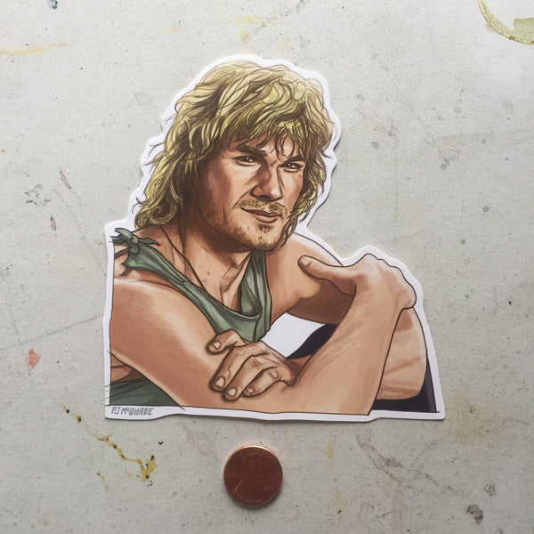 Bodhi POINT BREAK Waterproof STICKER!