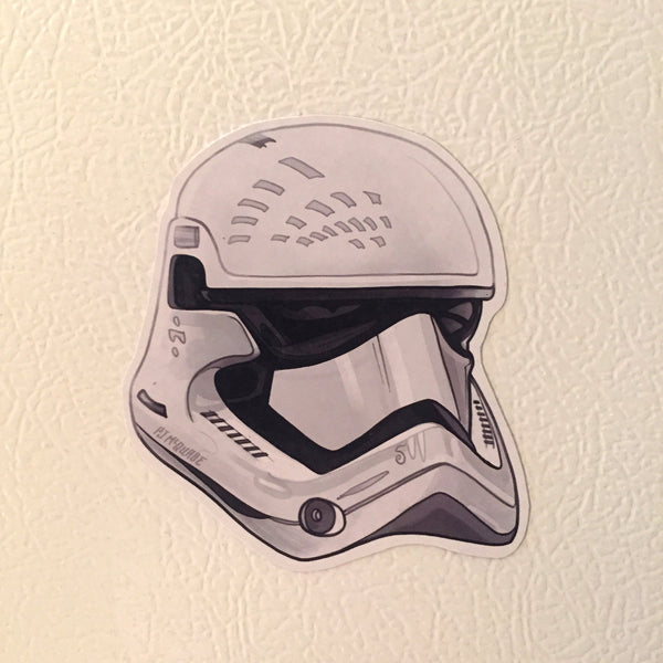 NEW ORDER Stormtrooper STAR WARS Fridge Magnet
