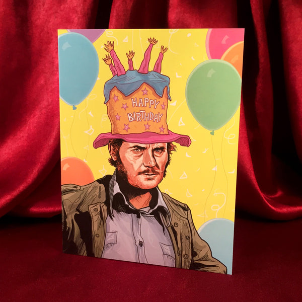 Quint JAWS BIRTHDAY CARD!