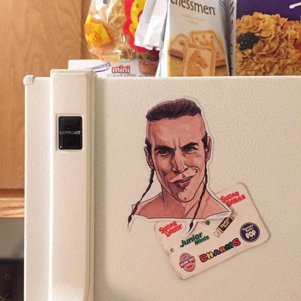 Anthony Kiedis POINT BREAK Fridge Magnet!
