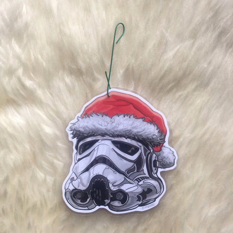 Original STORMTROOPER Star Wars Christmas ORNAMENT!