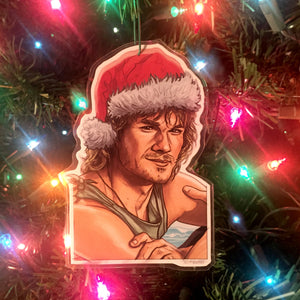 Bodhi POINT BREAK Christmas ORNAMENT!