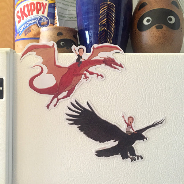 STEP BROTHERS Fridge Magnet COMBO!