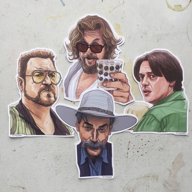 The BIG LEBOWSKI Stuff!