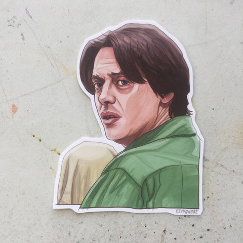DONNIE The Big Lebowski STICKER