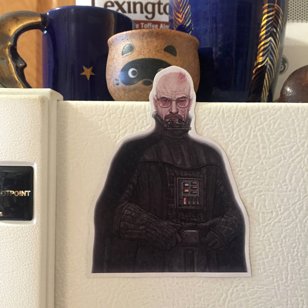 DARTH HEISENBERG Magnet