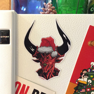 Lord of Darkness LEGEND Christmas Fridge Magnet!