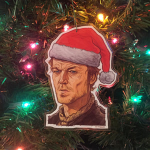 JORAH Game of Thrones CHRISTMAS ORNAMENT!