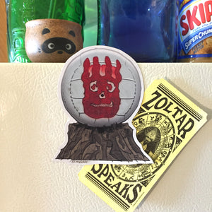 WILSON Cast Away FRIDGE MAGNET!