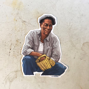 SHAWSHANK REDEMPTION Red Waterproof Sticker!