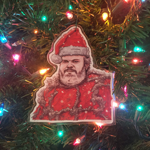 HODOR Game of Thrones CHRISTMAS ORNAMENT!