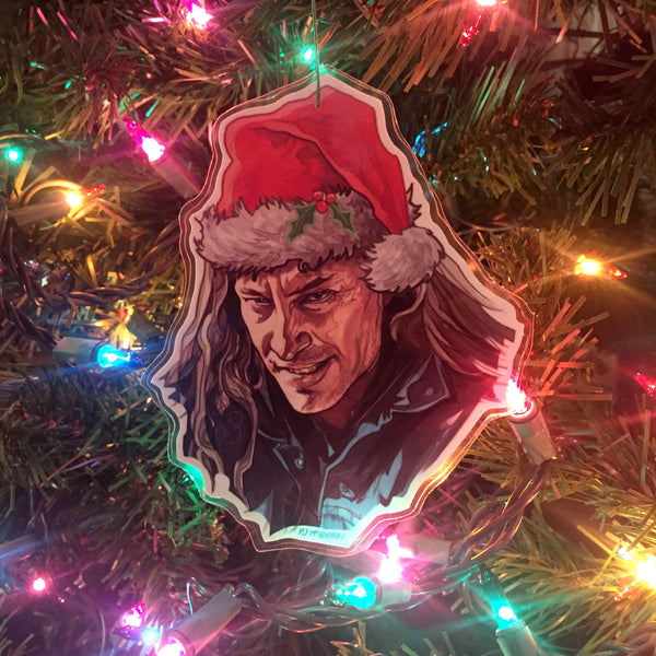 BOB Twin Peaks CHRISTMAS ORNAMENT!