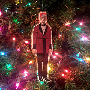 The Giant TWIN PEAKS Christmas ORNAMENT!