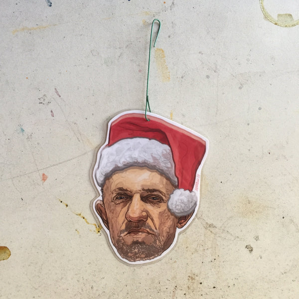 Mike BREAKING BAD Christmas Ornament