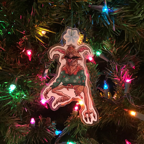 SALACIOUS CRUMB Star Wars Christmas ORNAMENT!