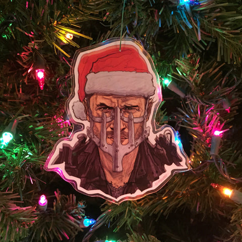 Max MAD MAX: FURY ROAD Christmas ORNAMENT!