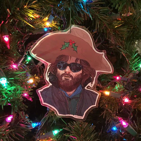 MACREADY The THING Christmas Ornament!