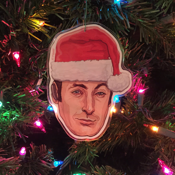 SAUL Goodman BREAKING BAD Christmas Ornament!