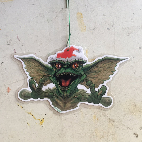 GREMLINS Christmas ORNAMENT!