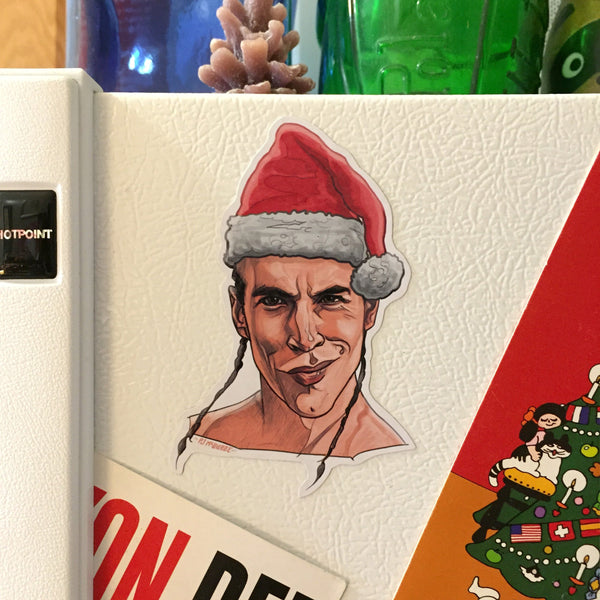 ANTHONY KIEDIS Point Break Christmas Fridge MAGNET!