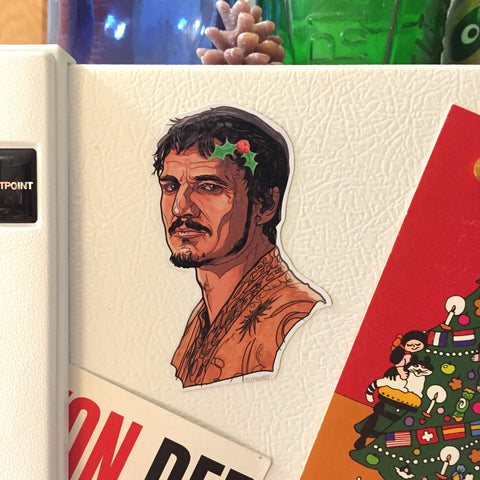 OBERYN Game of Throens CHRISTMAS Fridge Magnet!