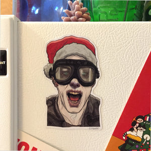 NUX Mad Max: Fury Road Christmas Fridge MAGNET!