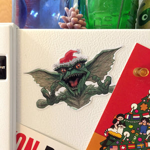 GREMLINS Christmas Fridge MAGNET!