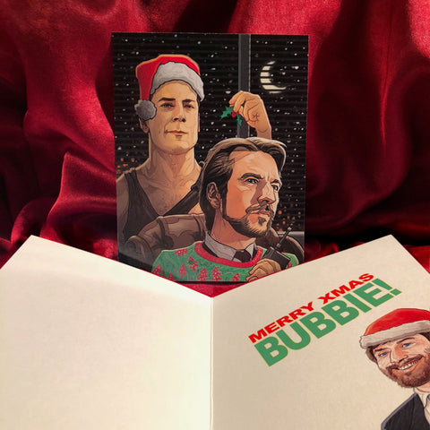 DIE HARD Christmas CARD!
