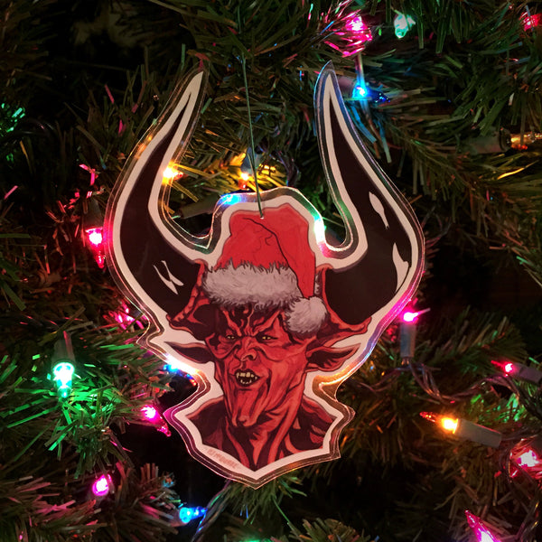 Lord of Darkness LEGEND Christmas ORNAMENT!