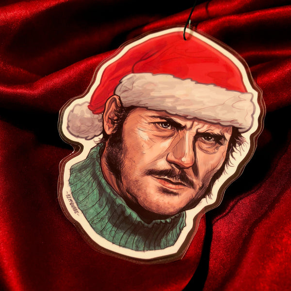QUINT Jaws CHRISTMAS ORNAMENT!