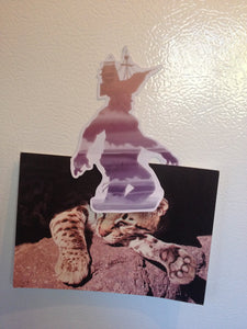 TIME BANDITS Fridge Magnet
