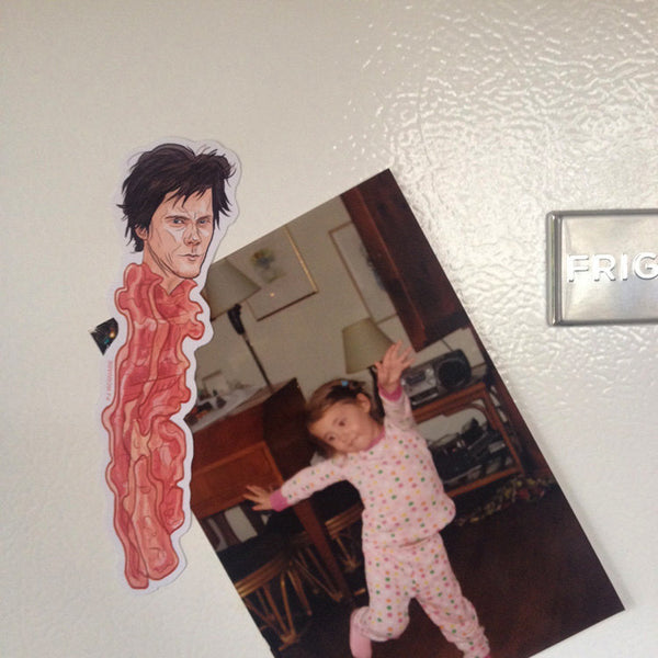 KEVIN Bacon BACON Fridge MAGNET!